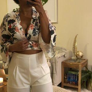 SMYM Kimono Top